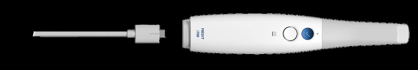 sserenity-dentaire-scanner-intra-oral-haut-de-gamme-medit-i700-cable-debranchable-connexion-directe-sans-hub-dentiste-orthodontiste-marseille